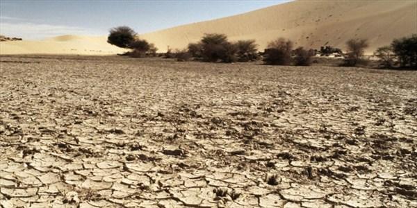Alberto Azario - Desertificazione