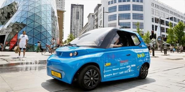 Alberto Azario - Noah, nasce la prima auto biodegradabile al mondo