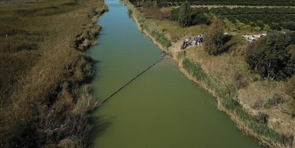 Alberto Azario - Marevivo e Sicilia - Al via la terza barriera anti-plastica italiana